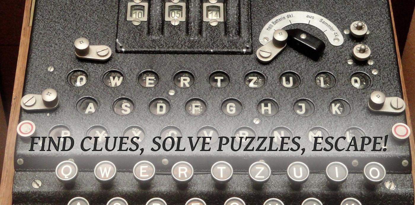 home room escape puzzle